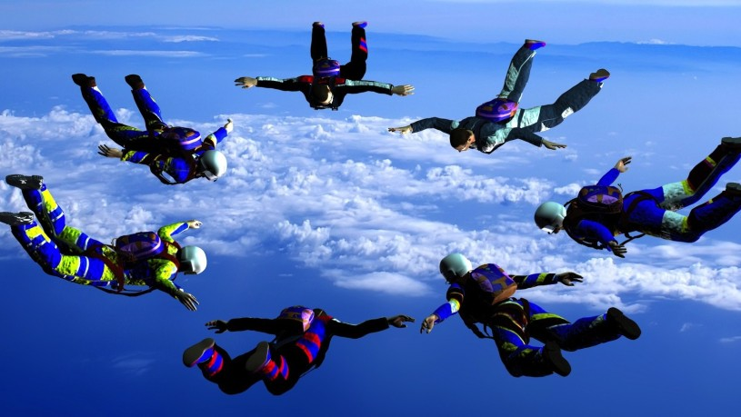 Skydiving Croatia The Best Skydiving Conte Adriatic