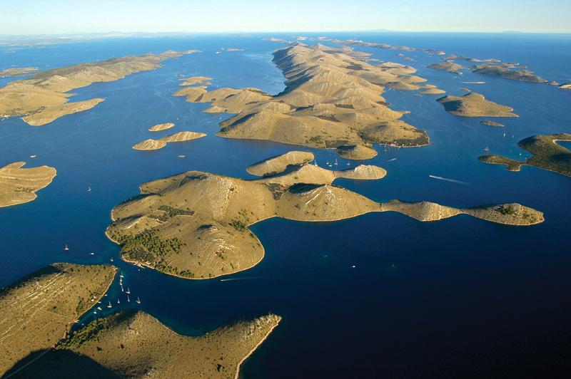 Kornati National Park Kornati Conte Adriatic