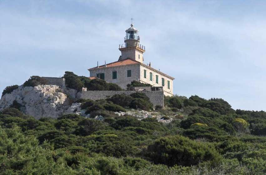 Sušac Lighthouse