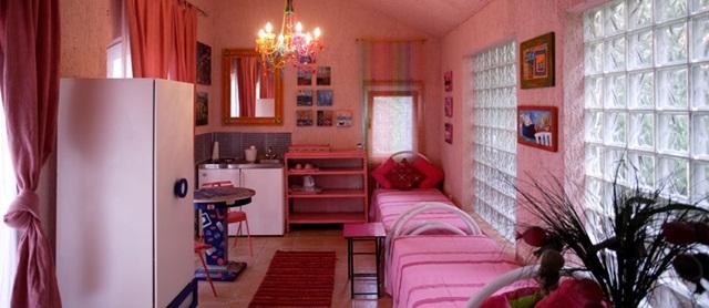 Pink Bungalow