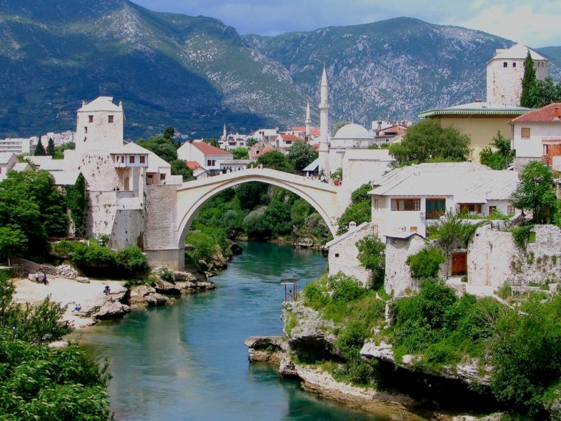 Discover Mostar together