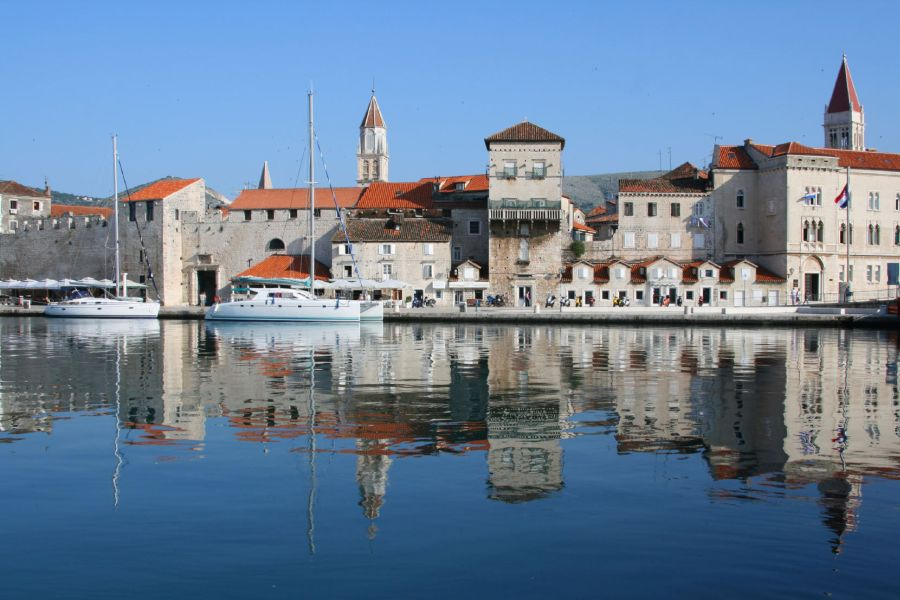 Exploring Trogir and Split