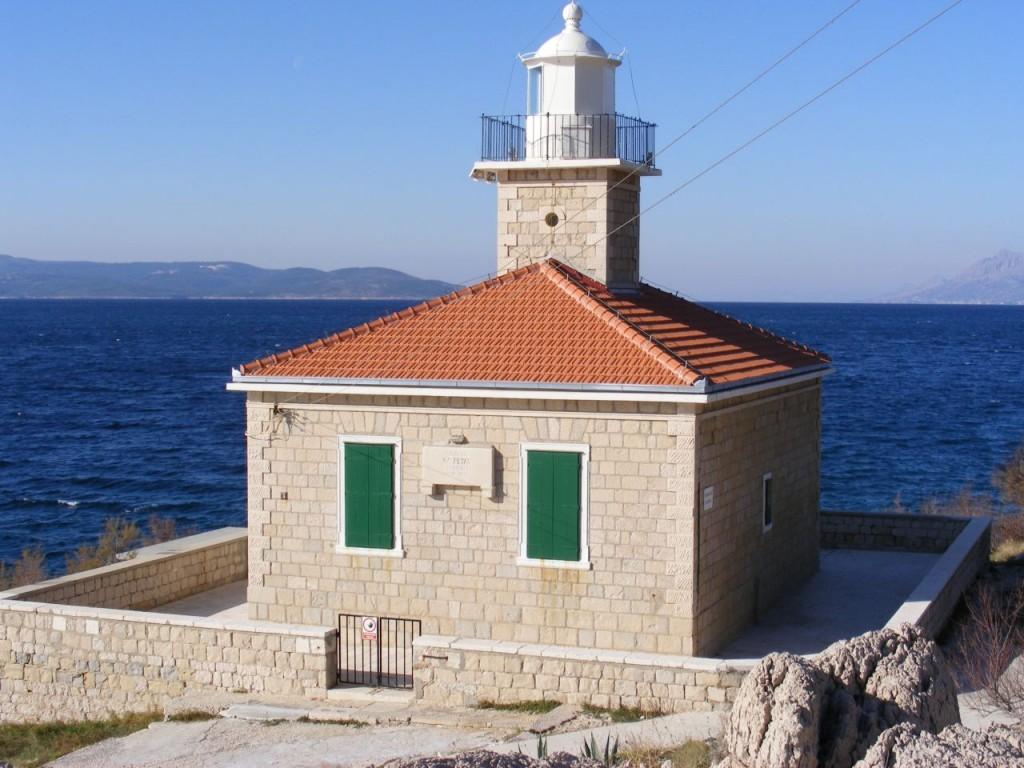 Mаяк Святой Петр