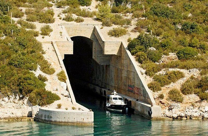 Milit 228 R Tunnel Vis Sehensw 252 Rdigkeit Vis Conte Adriatic