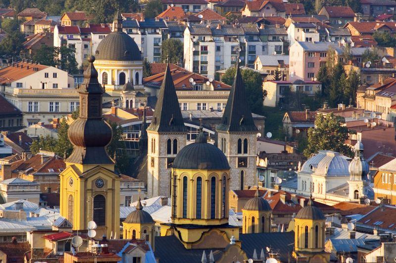 Vikend u Sarajevu i Mostaru