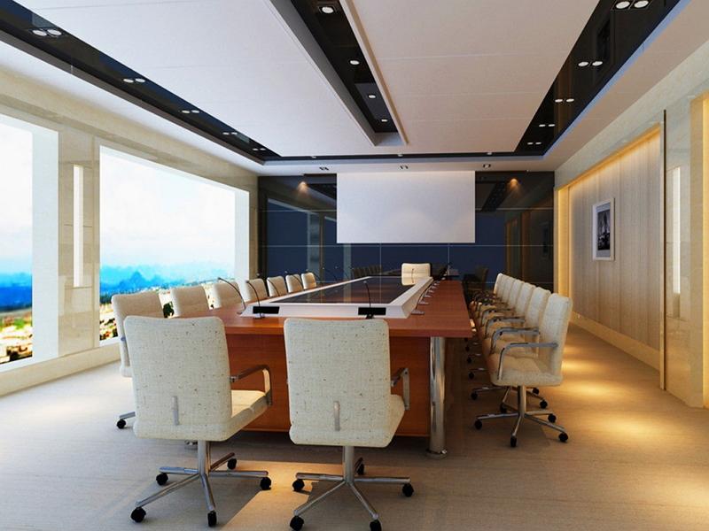 Organisation Der Konferenzen Und Geschäftstreffen