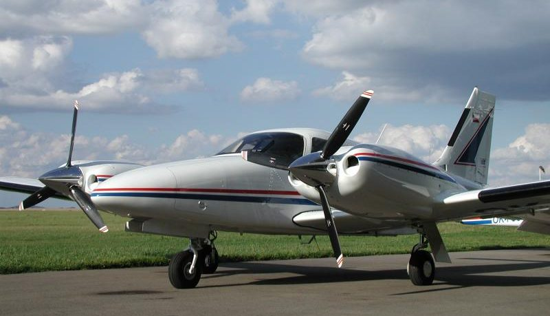 Piper Seneca 34 PA