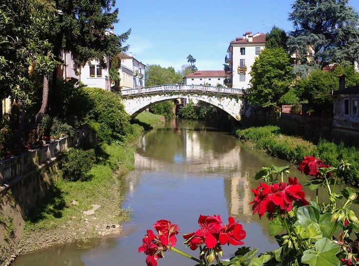 Verona, Vicenza i Padova