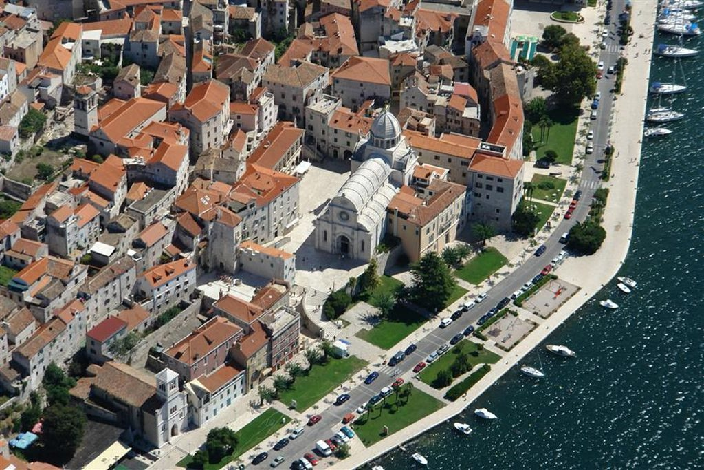 Flight Game of Thrones Split and Šibenik