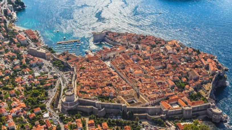 Dubrovnik Igra Prijestolja let