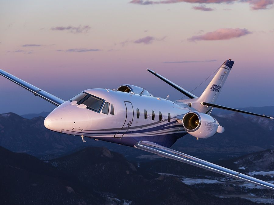 Cessna Citation XLS +