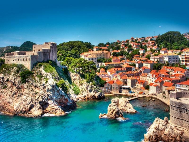 Dubrovnik i Arboretum Trsteno