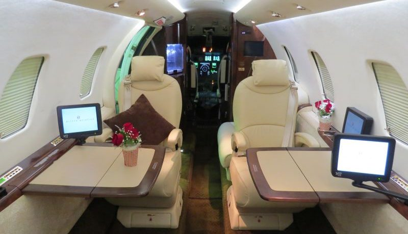 cessna XLS luxury