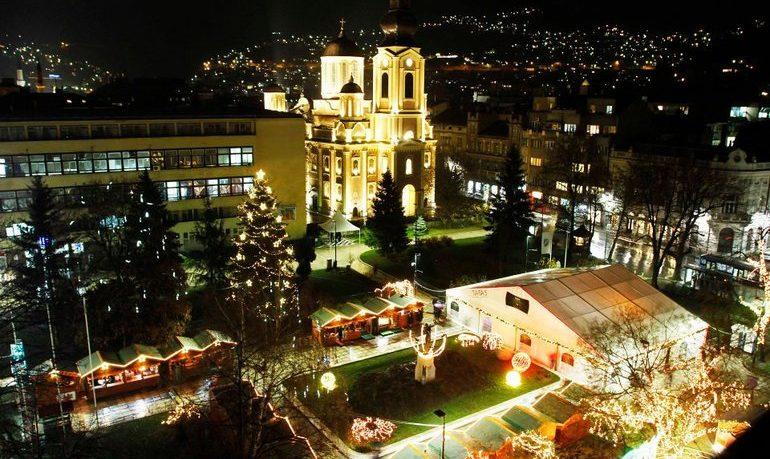 Sarajevo za Novu godinu