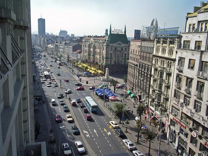 Proljeće u Beogradu