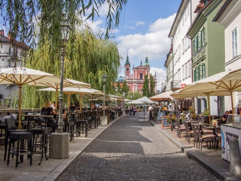 Ljubljana i Shopping
