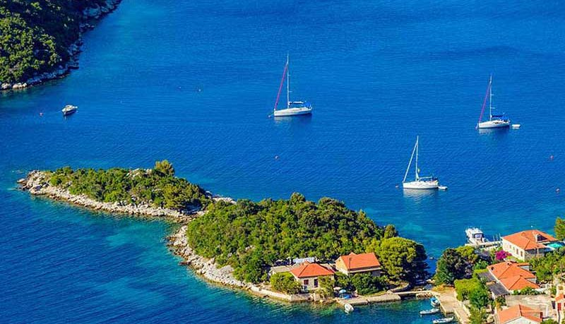 Mljet by boat from Dubrovnik VIP