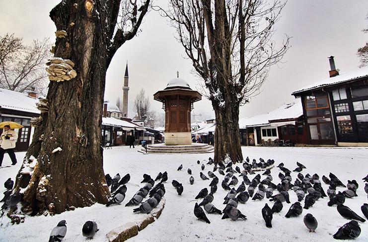 Valentinovo u Sarajevu