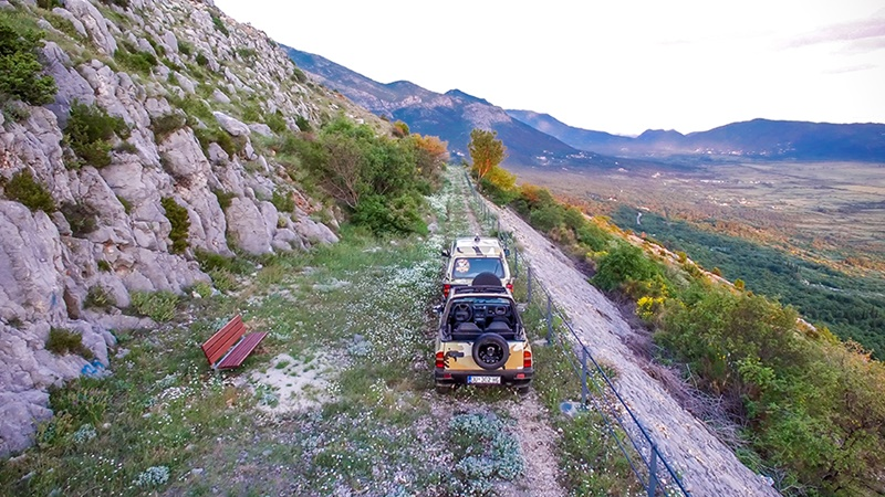 Safari Jeep Konavle